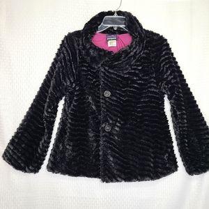 Patagonia Coat  Faux Fur Jacket sz XS